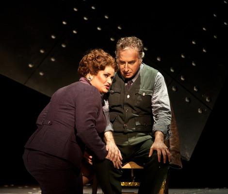 Macbeth Boston Lyric Opera 2011