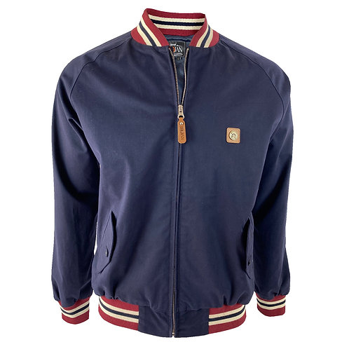 Trojan Monkey Jacket  - 1000 Navy