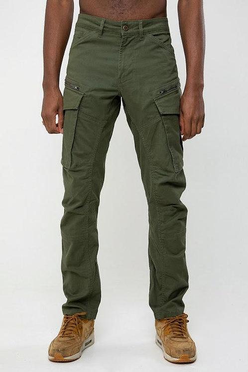 DML Porter Tech Utility Cargo Pants - Army Green