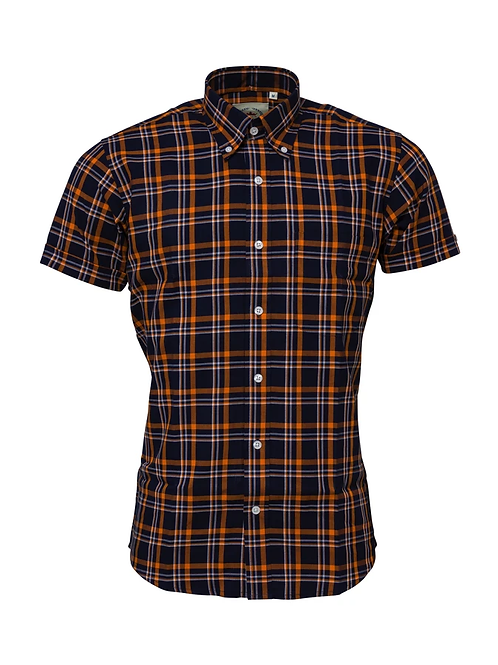 Relco London Limited Edition Check Shirt - STCK -9