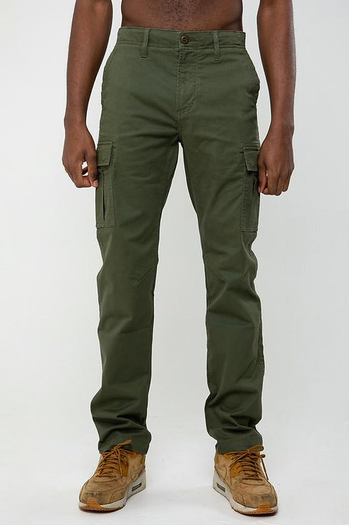 DML Wade Utility Cargo Pant - Army Green