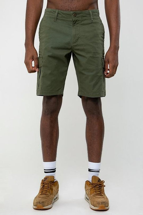 DML Rookie Cargo Shorts - Army Green