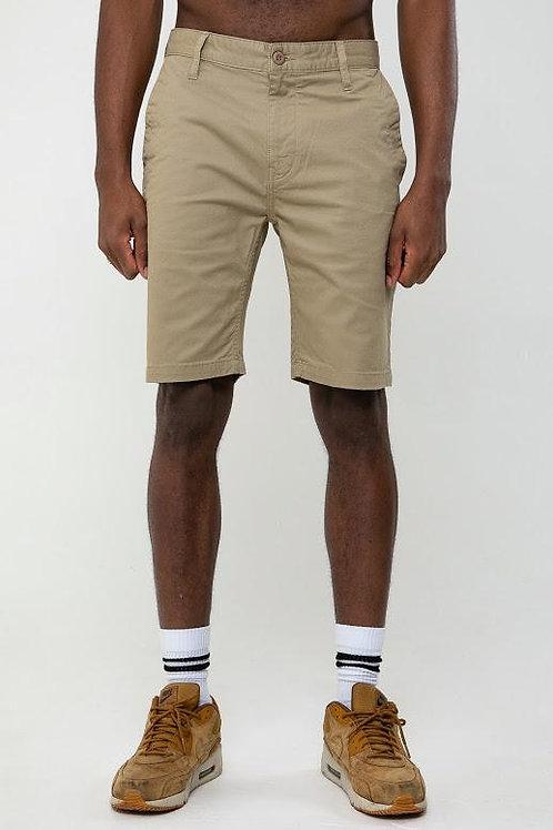 DML Miles Chino Shorts - Stone