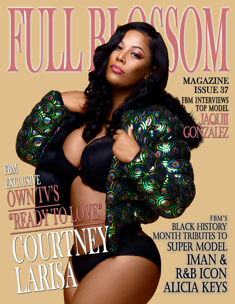 Full Blossom Magazine is proud to announce the release of its second issue of 2019- Issue 37!!! Feat