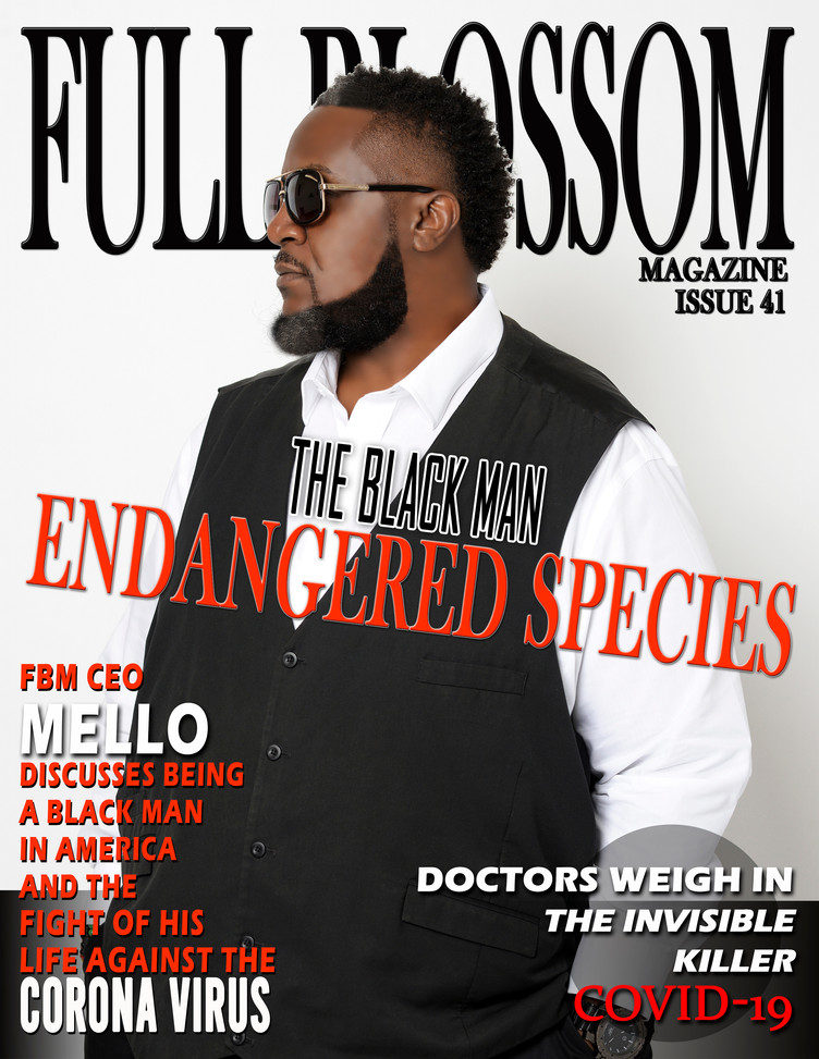 BREAKING NEWS!!! FBM is proud to release Issue 41! In this issue Full Blossom Magazine CEO Mello tac