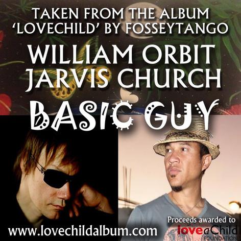 Basic Guy ft William Orbit (Madonna & Seal) & Jarvis Church (Nelly Furtado)