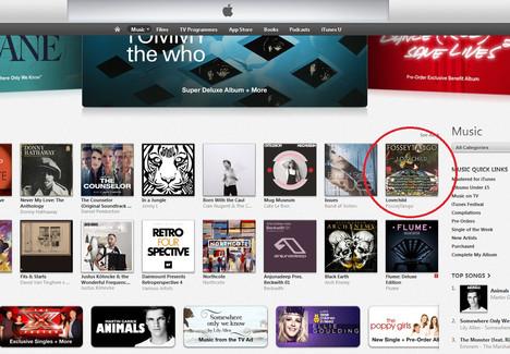 iTunes GB - FosseyTango - Lovechild -  A