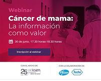 Câncer de mama: La información como valor
