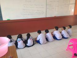 บรรยากาศห้องเรียน
