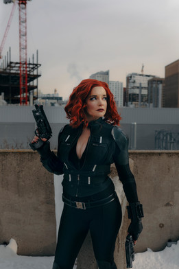 Black Widow by ChezPhoto