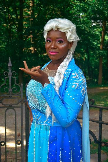 Elsa Parks Inspired Wig