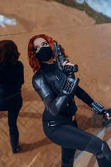 Black Widow by ChezPhoto