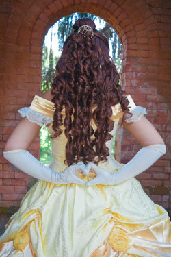 Shiva Larson as Belle