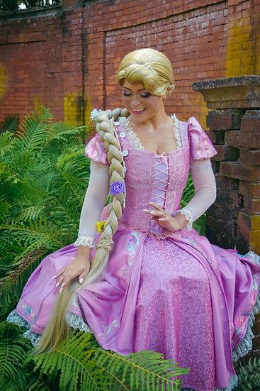 Rapunzel Parks Inspired Wig