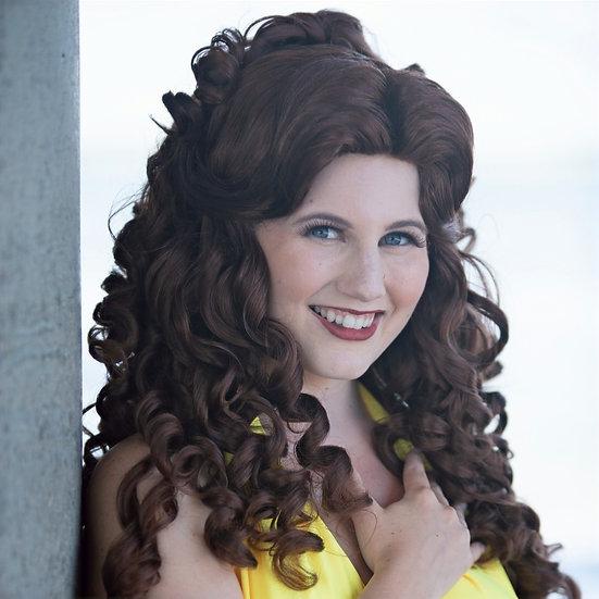 Enchanted Belle Inspired Wig