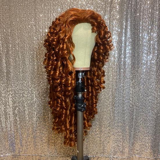 Merida Parks Inspired Wig