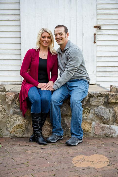 Goldsboro NC Portrait Photographer Historic Oak View Park Raleigh  Downtown Engagement Photography-15