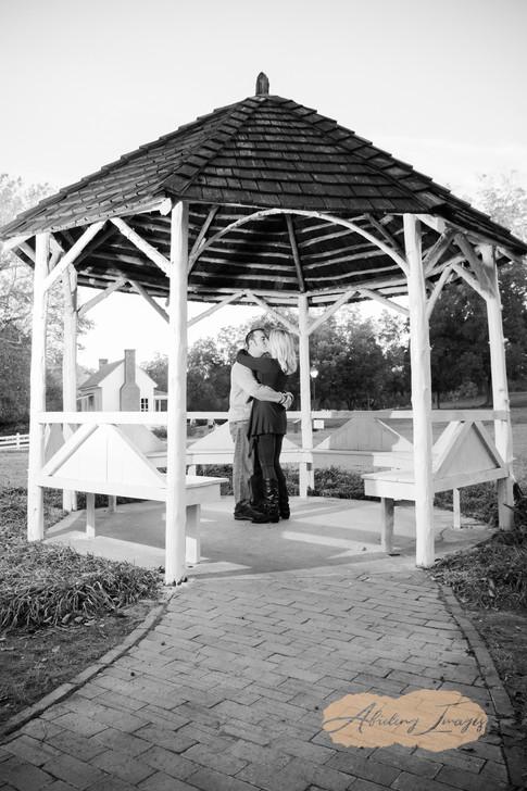 Goldsboro NC Portrait Photographer Historic Oak View Park Raleigh  Downtown Engagement Photography-28