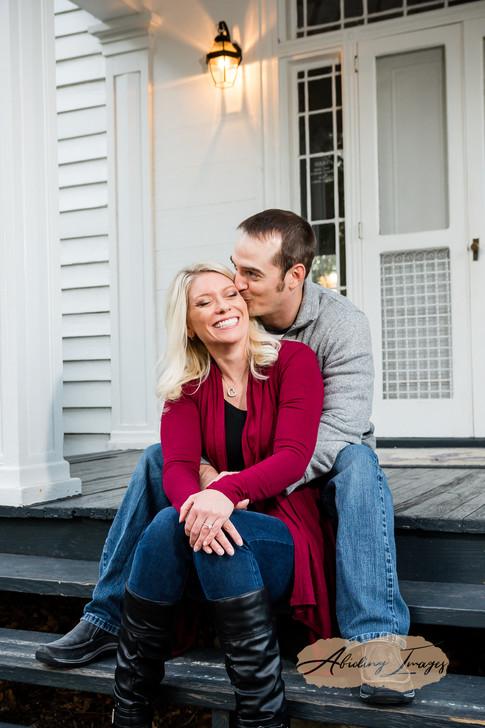 Goldsboro NC Portrait Photographer Historic Oak View Park Raleigh  Downtown Engagement Photography-38