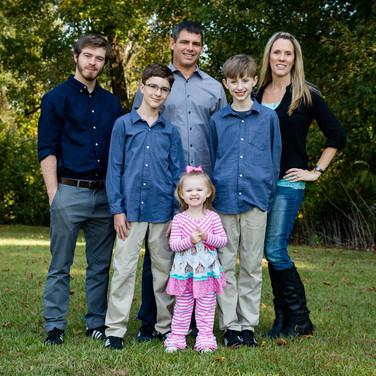 Family Portrait Photography Goldsboro No