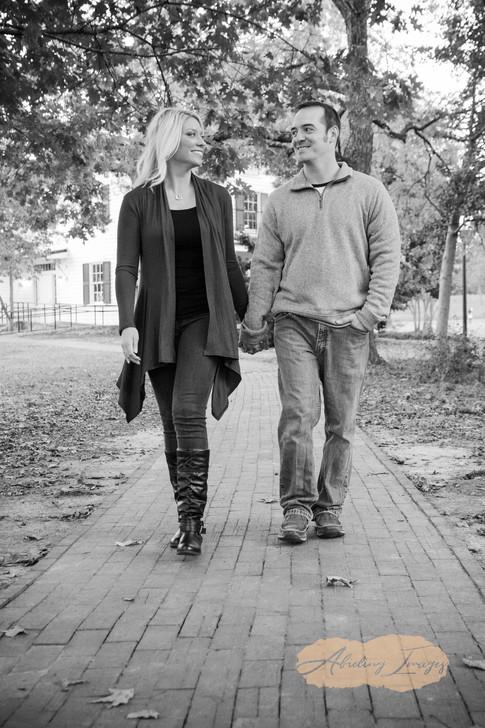 Goldsboro NC Portrait Photographer Historic Oak View Park Raleigh  Downtown Engagement Photography-24