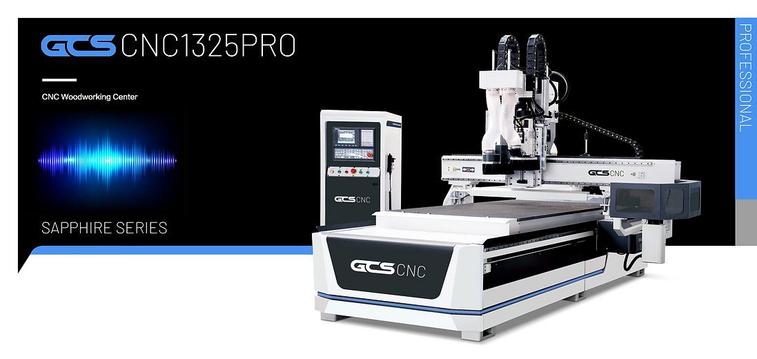 GCS1325PRO - Sapphire Professional Serie