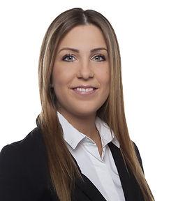 Larissa Christen Juristin bei Anwaltskanzlei Attanasio Rechtsanwälte Zürich