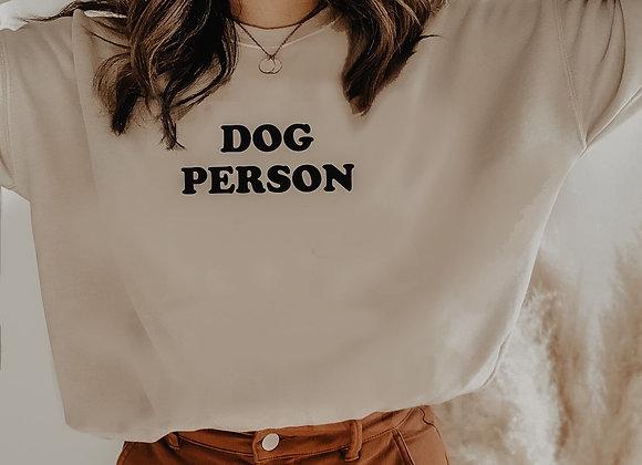 dog person crew