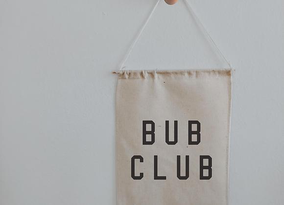 bub club banner