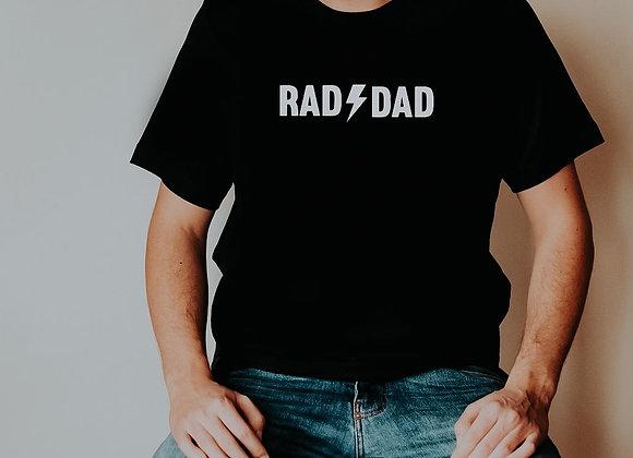 rad dad band tee