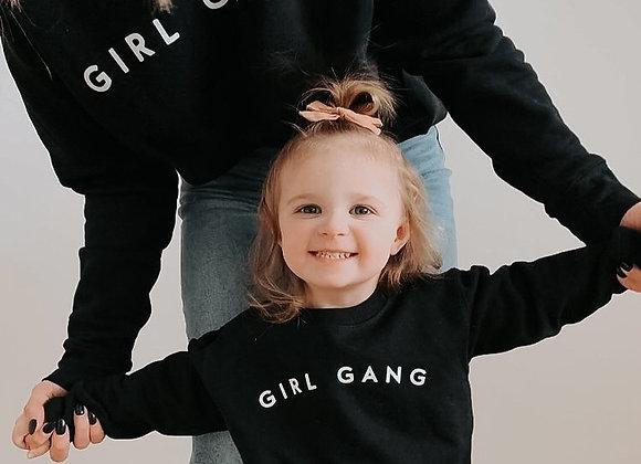girl gang mama & mini crew
