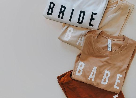 bride babe