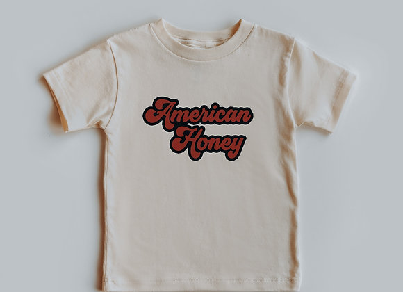 american honey toddler