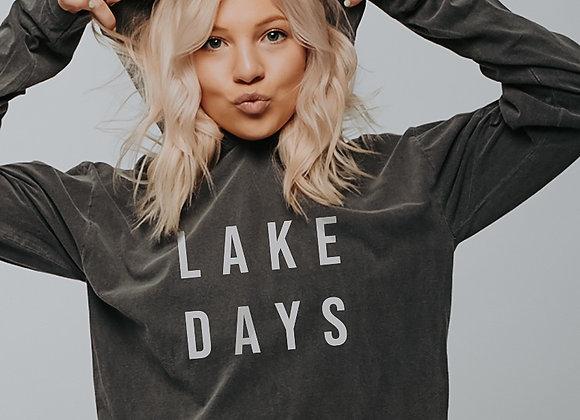 lake days comfort colors