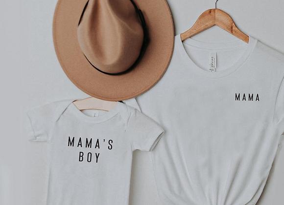 mama's boy mama & mini
