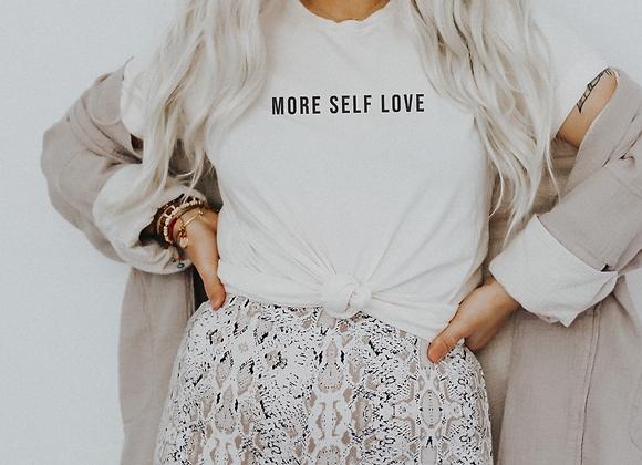 more self love line