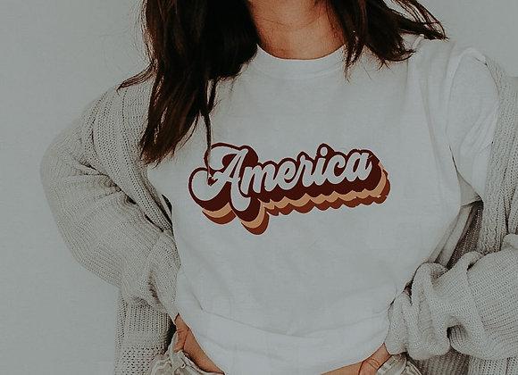 American color drop