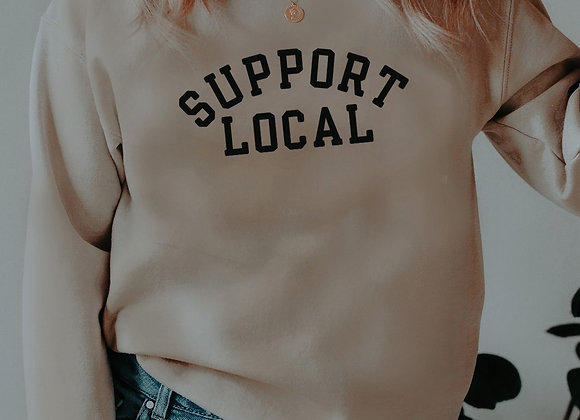 support local crew