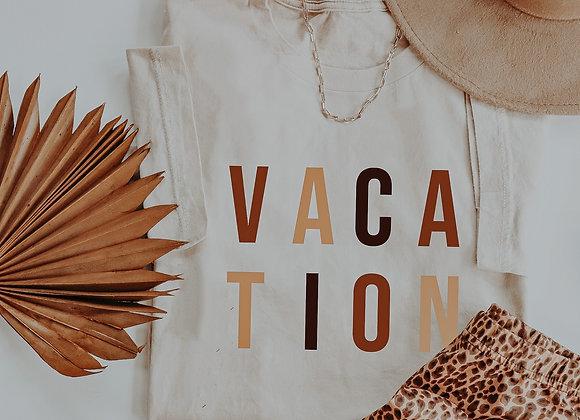 vacation color block