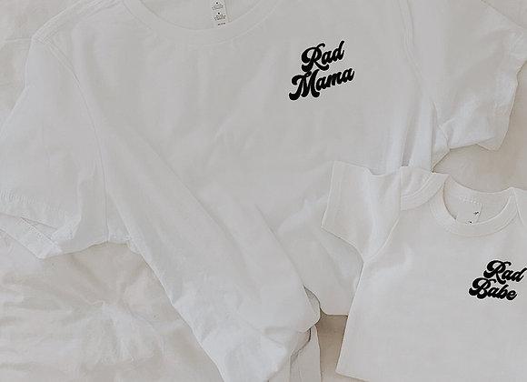 rad mama rad babe mama & mini