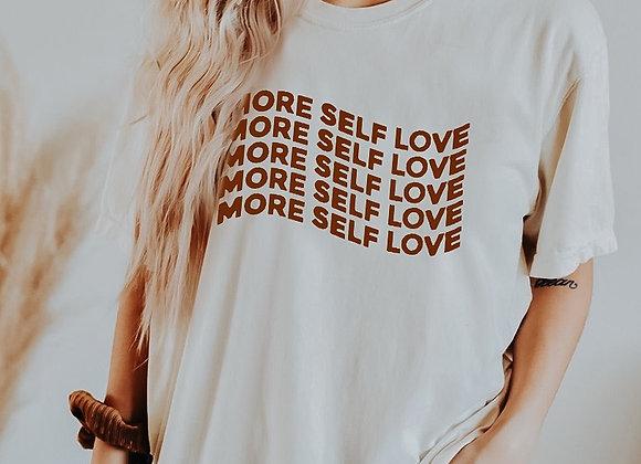 more self love
