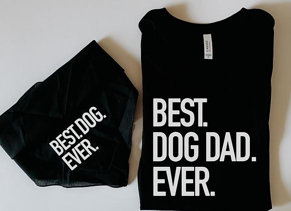 best dog dad ever set