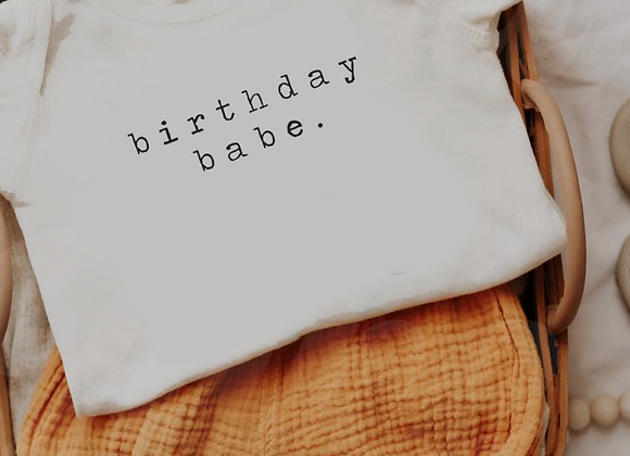 birthday babe.