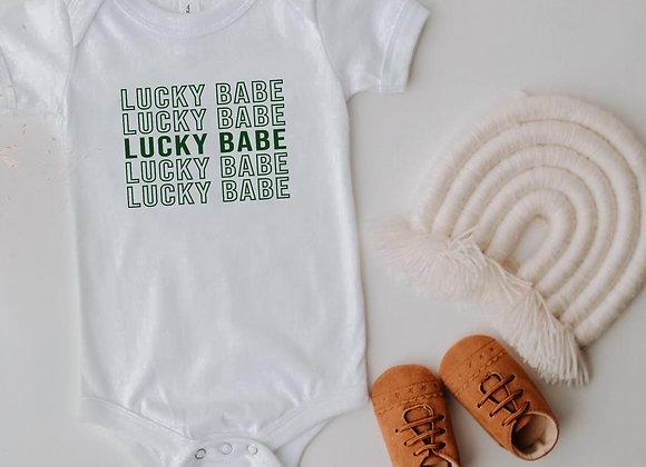 lucky babe