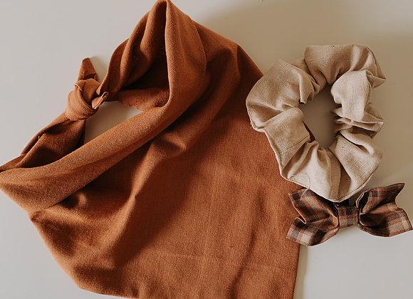 custom bandana set