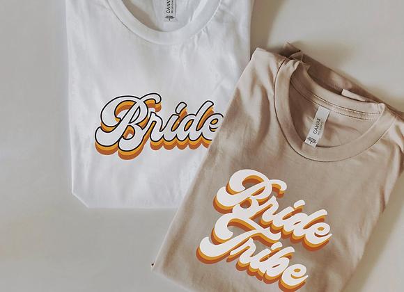 bride tribe retro