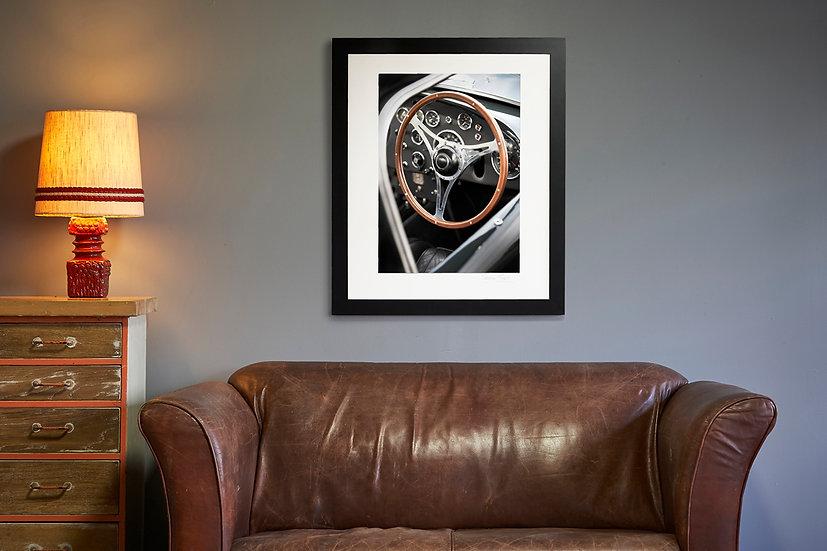 AC Ace Bristol Steering Wheel