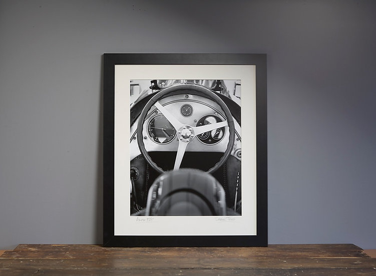 Alpha Romeo 158 Steering Wheel