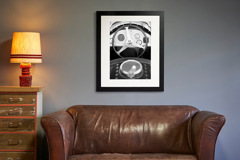 Maserati Steering Wheel