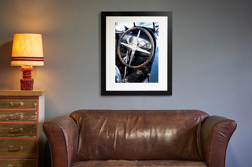 Bugatti Steering Wheel Colour